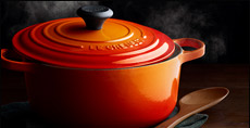 Why Le Creuset?