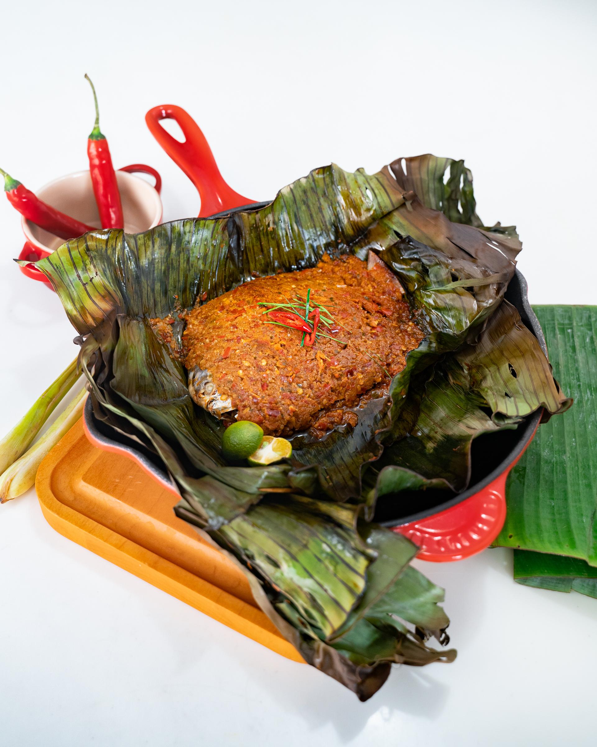 Sambal Fish (Serves 2-3)
